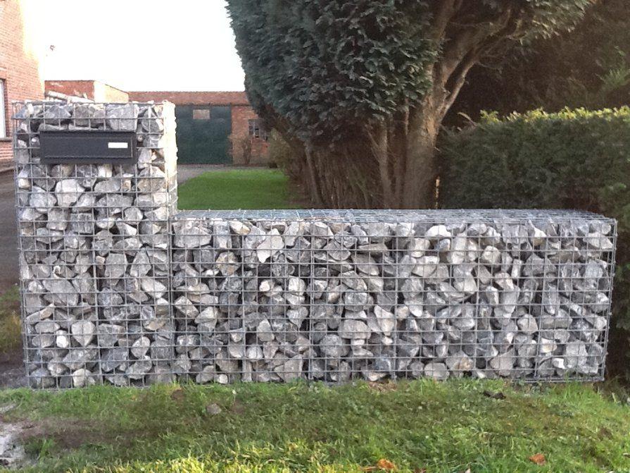 Constructie steenkorven
