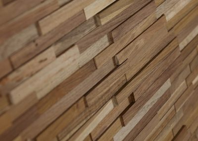 Lalegno wandbekleding massief hout