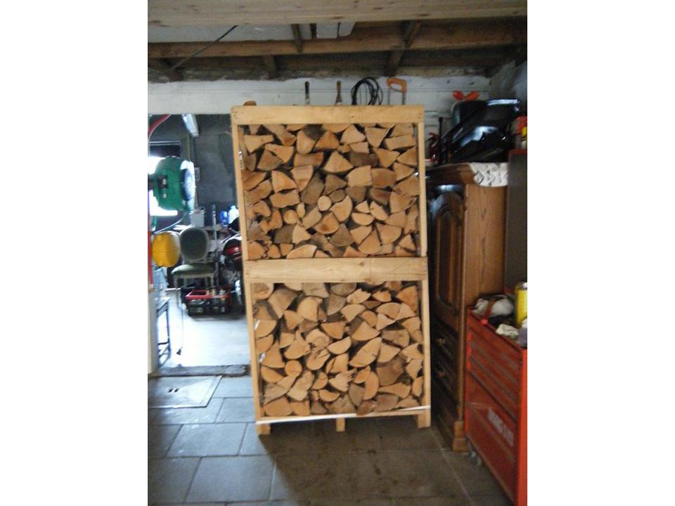 Levering brandhout - Menen - Kortrijk